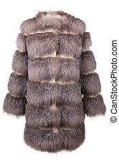 コート, 毛皮
