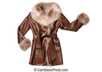 コート, 羊皮