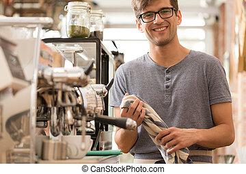 コーヒーを作ること, 私, 趣味