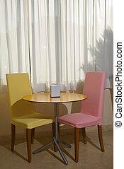 コーヒーテーブル, 部屋, 小さい