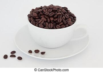 コーヒービーン, 抽象的