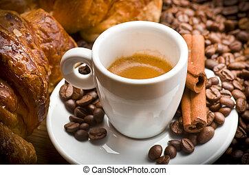 コーヒー豆, カップ
