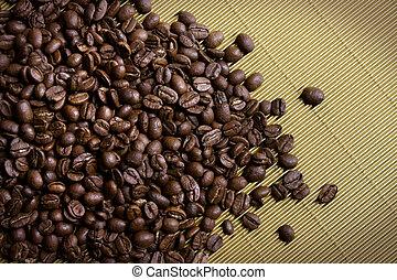 コーヒー豆, 金