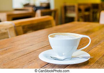 コーヒー, カプチーノ