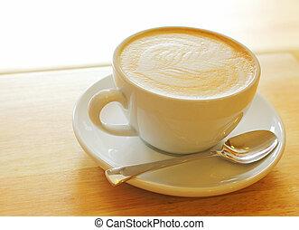 コーヒー, カプチーノ, 芸術, カップ, latte, ∥あるいは∥