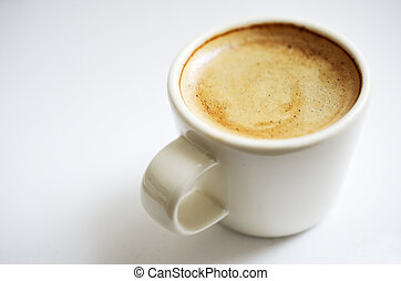 コーヒー, クローズアップ, エスプレッソ, カップ