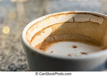 コーヒー, クローズアップ, コーヒーカップ