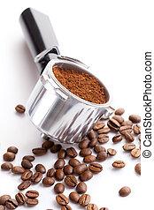 コーヒー, ハンドル