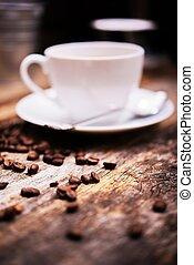 コーヒー, フォーカス