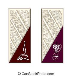 コーヒー, ワイン