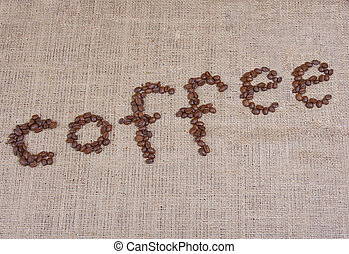 コーヒー, 単語