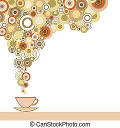 コーヒー, 味, カップ