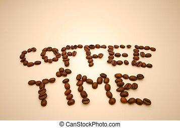 コーヒー 時間