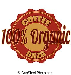 コーヒー, 有機体である