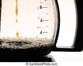 コーヒー, 水差し
