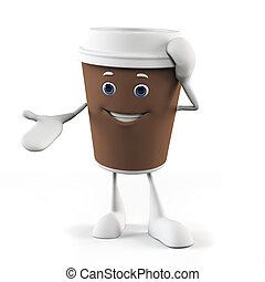 コーヒー, 特徴, カップ
