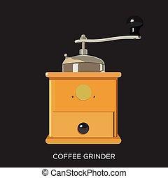 コーヒー 粉砕機