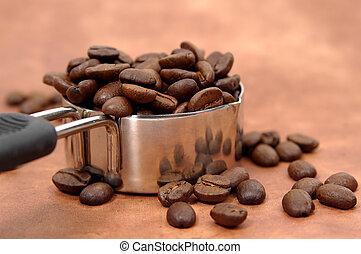 コーヒー, 給仕