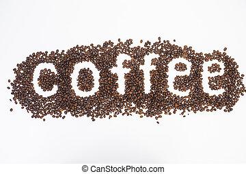コーヒー, 背景, 創造的