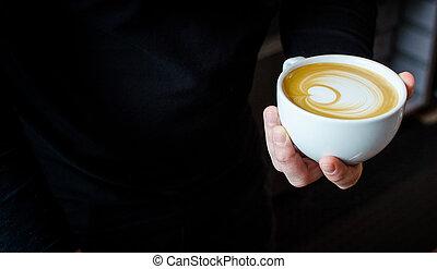 コーヒー, 醸造, barista