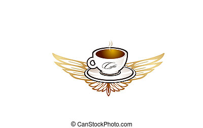 コーヒー, 飛行, 翼