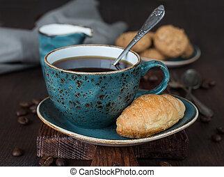 コーヒー, 黒
