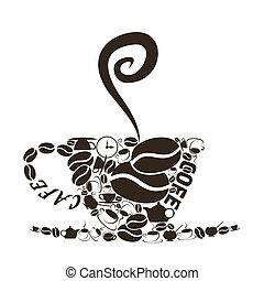 コーヒー, cup4