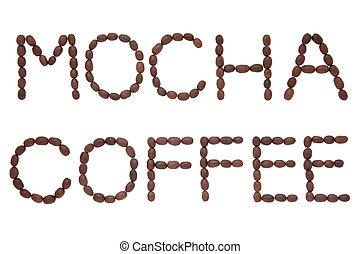 コーヒー, mocha