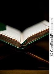 コーラン, ページ, 神聖