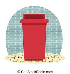 ゴミ箱, ごみ