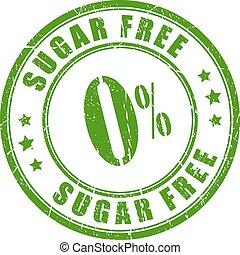 ゴム製 スタンプ, 無料で, 砂糖
