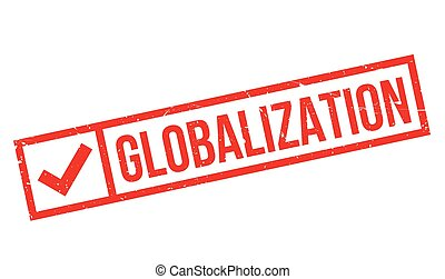 ゴム製 スタンプ, globalization