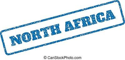 ゴム, 北, アフリカ, 切手