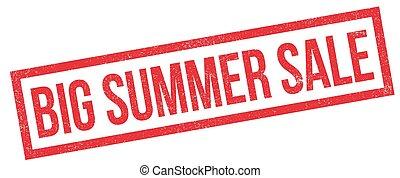 ゴム, 大きい, 夏, セール, 切手