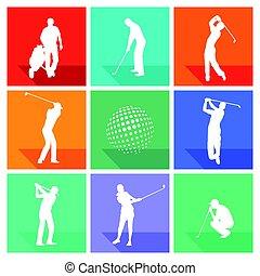 ゴルフ, スポーツ