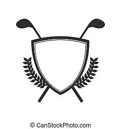ゴルフ, スポーツ, デザイン