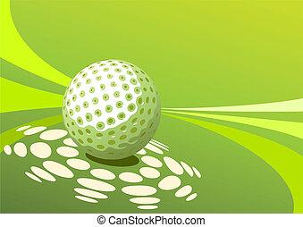 ゴルフ, デザイン