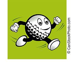 ゴルフ, 操業