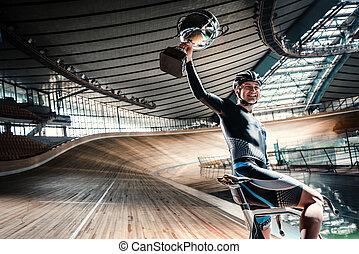 サイクリスト, 若い