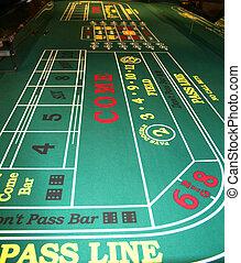 サイコロ賭博