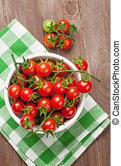 サクランボのトマト