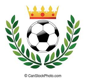 サッカー, ball.