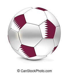 サッカー, ball/football, qatar