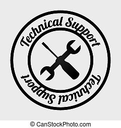 サポート, テクニカル
