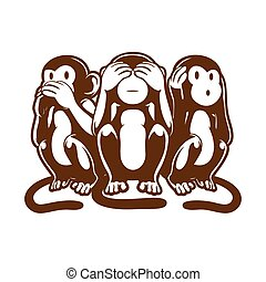 サル, 3