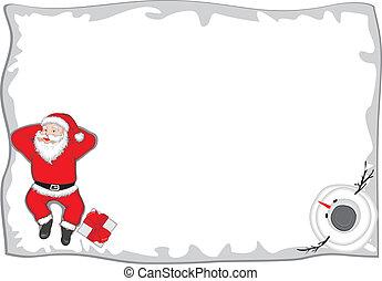 サンタクロース, あること
