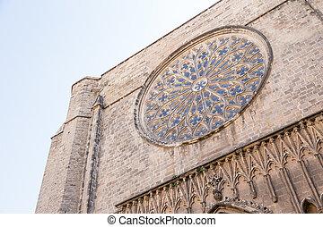 サンタマリア, ロゼット, バルセロナ, 教会
