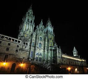 サンティアゴ, cathedral.
