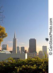 サンフランシスコスカイライン