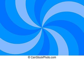 サーカス, 青い背景